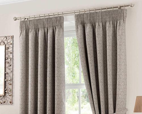 bg how to measure curtains pencil pleat